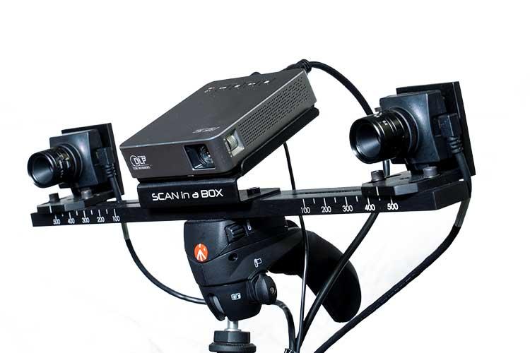 IANCO Engineering reverse engineering cam