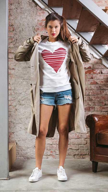 Sito web e-commerce store marchio abbigliamento dosvidas