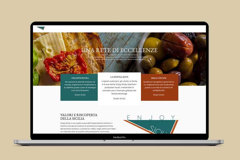 siti web per aziende di ristorazione responsivi digitaltusk food brush