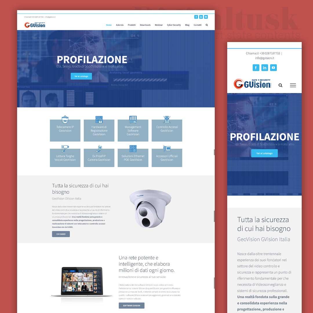 Gvision portfolio digitaltusk