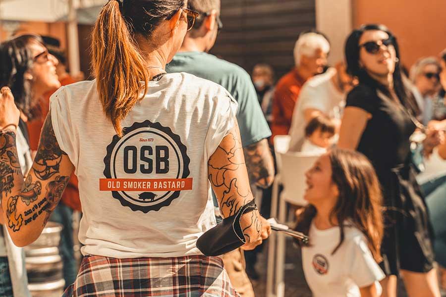 American barbecue e-commerce food delivery OSB digitaltusk siti web 9